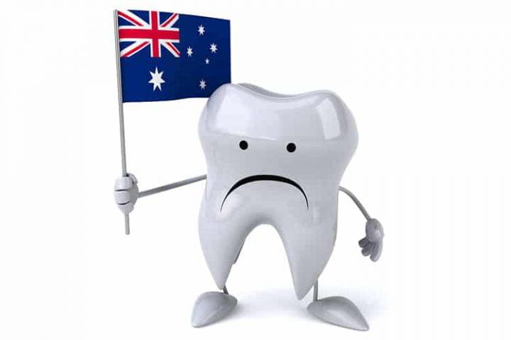 Australian oral health