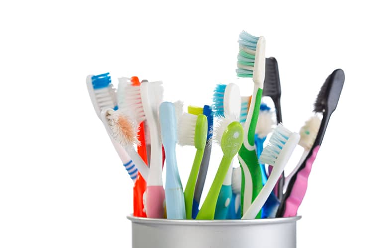 Different types of toothbrushes and why they're different