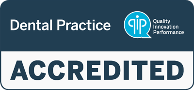 QIP Accredited Dental Practice